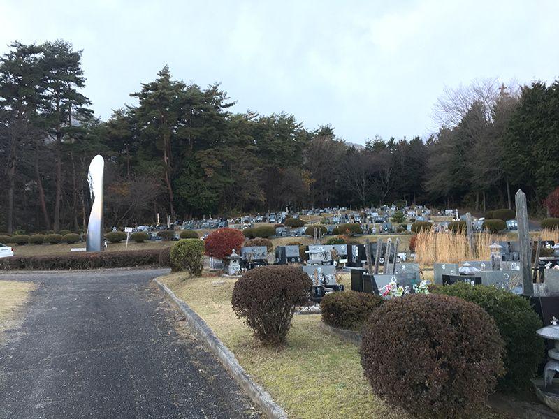 飯田市営 柏原霊園