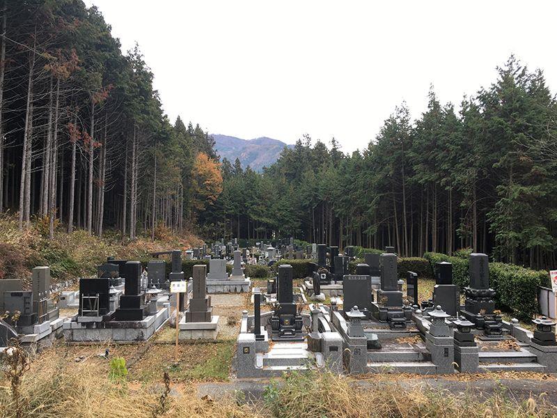 飯島町営 東小段公園墓地