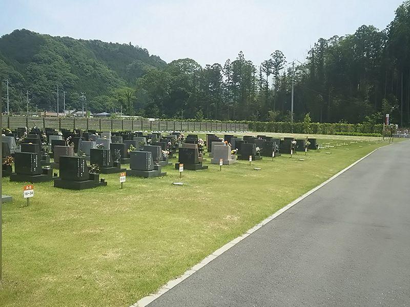 浜松市営 船明墓地