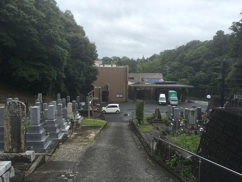 浜松市営 雄踏墓地(1号区及び2号区)