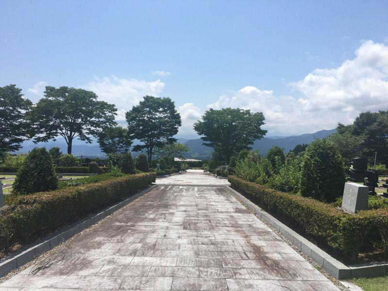 富士宮市営 朝霧霊園