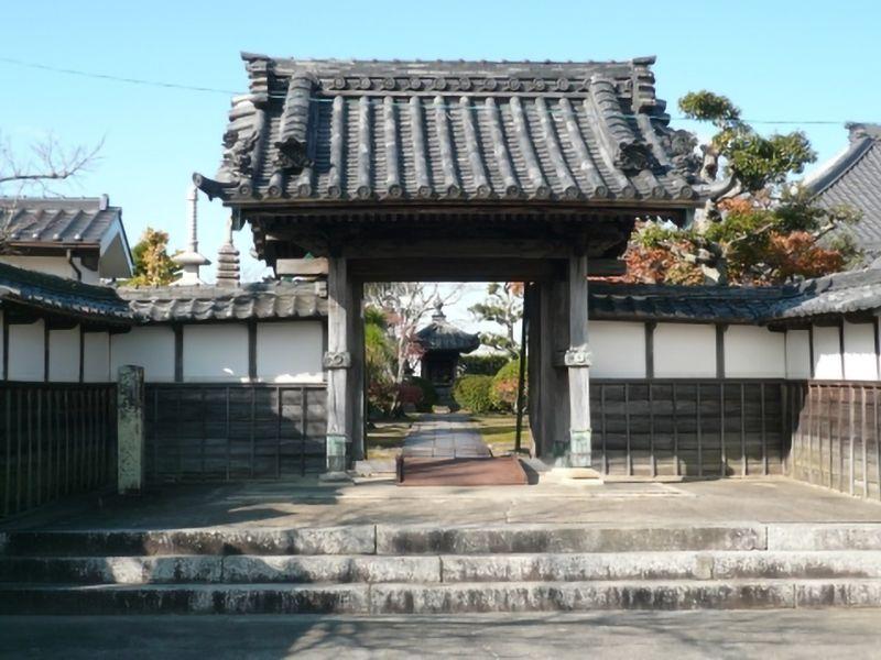 法厳寺霊園