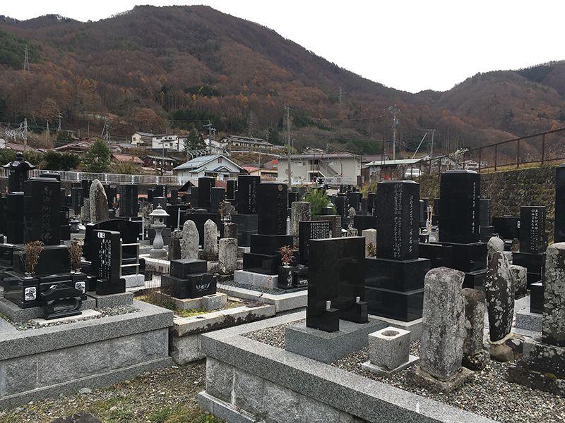 木祖村営 一里塚霊園