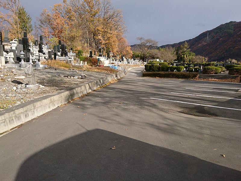 安曇野市営 アルプス霊園