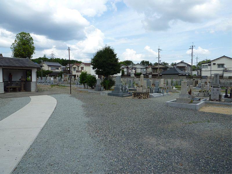 加茂共同墓地
