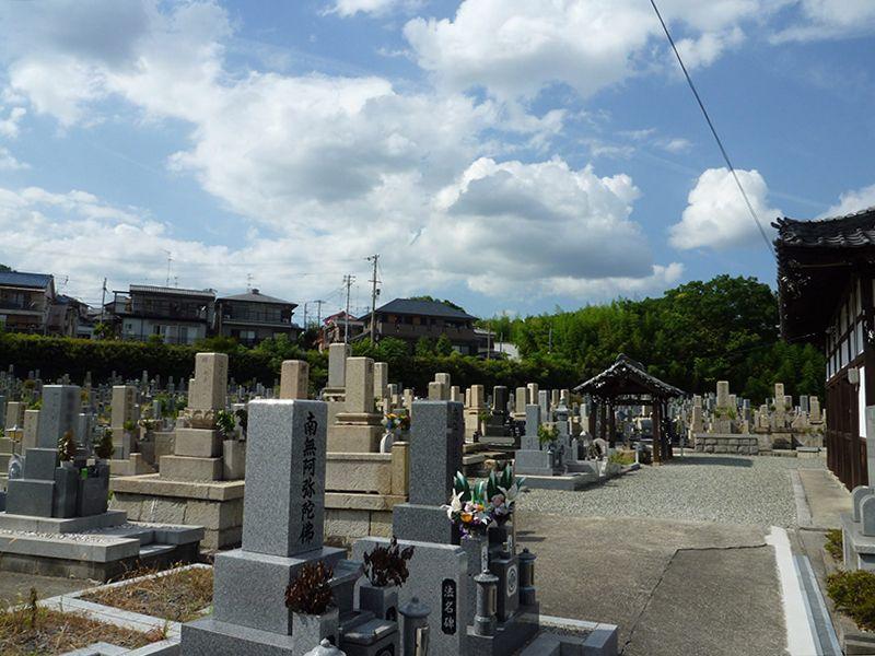 川西市火打墓地