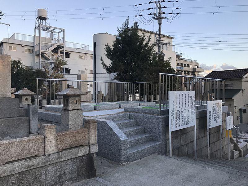 神戸春日野墓地