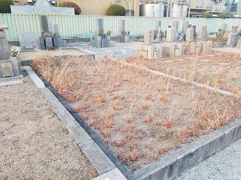西宮市立 上田墓地