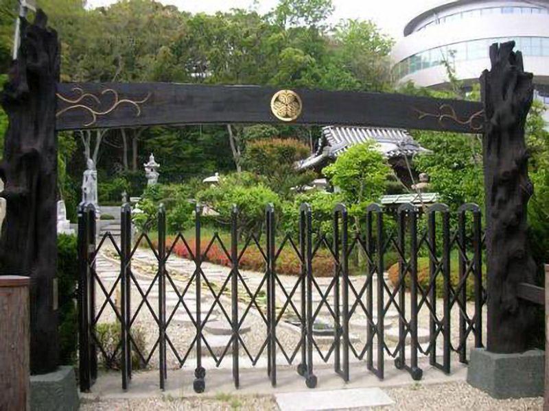 長寿院墓地