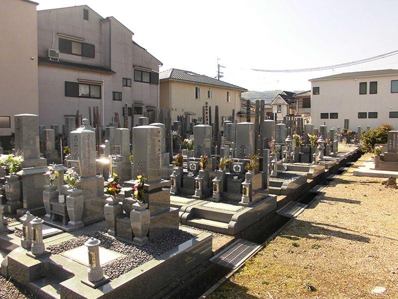 西光寺 久貝墓地
