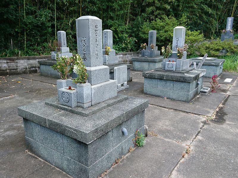 大田市営 宮村墓地