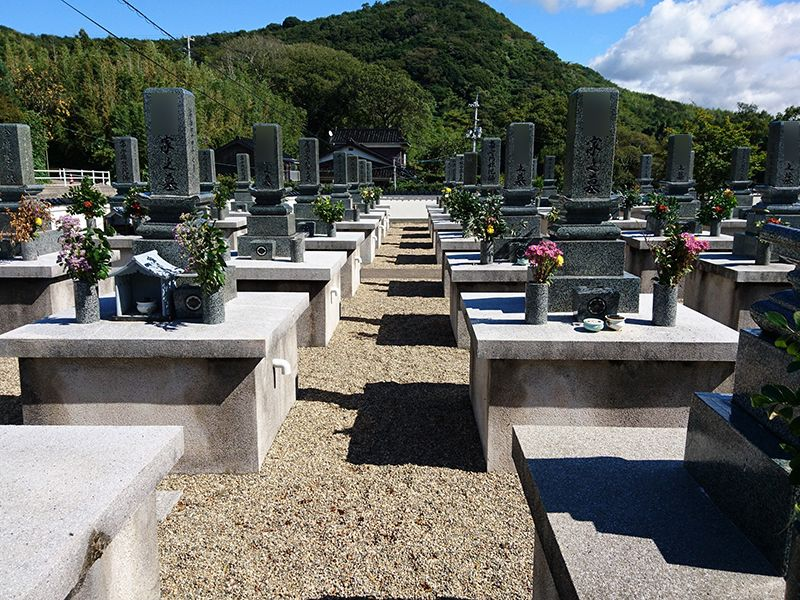 大田市営 申神墓地