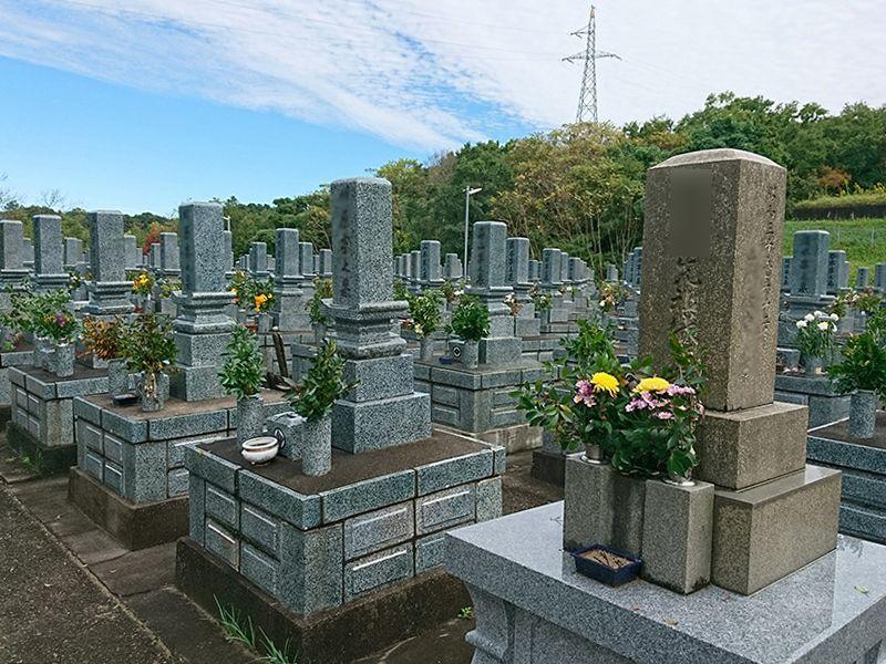 大田市営 仁万墓地