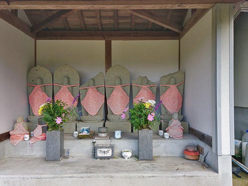 浜田市営 上府三重共同墓地