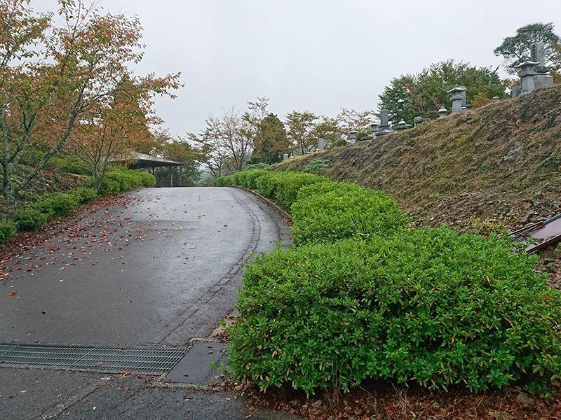 益田市営 笹倉墓地公園