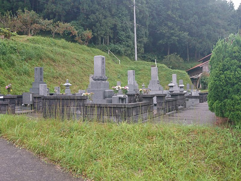 益田市営 朝倉墓地公園
