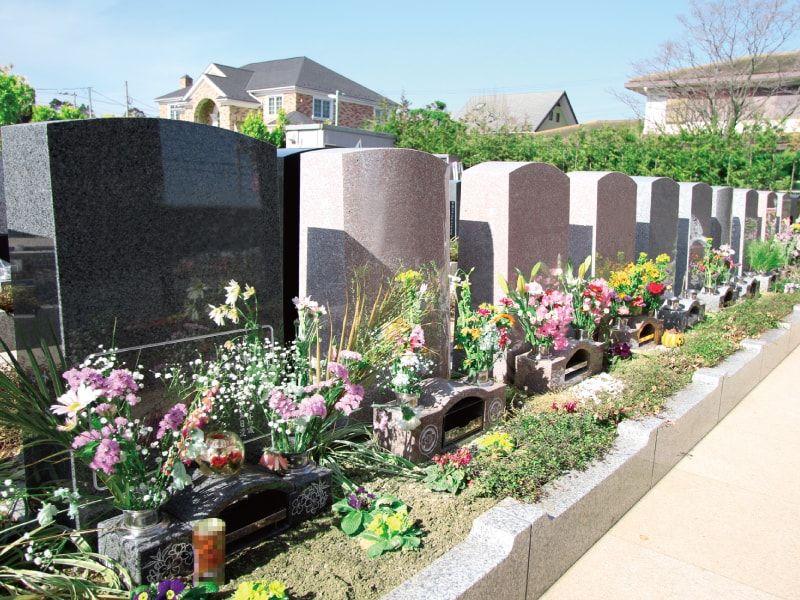 メモリアルガーデン三鷹 ガーデニング墓所