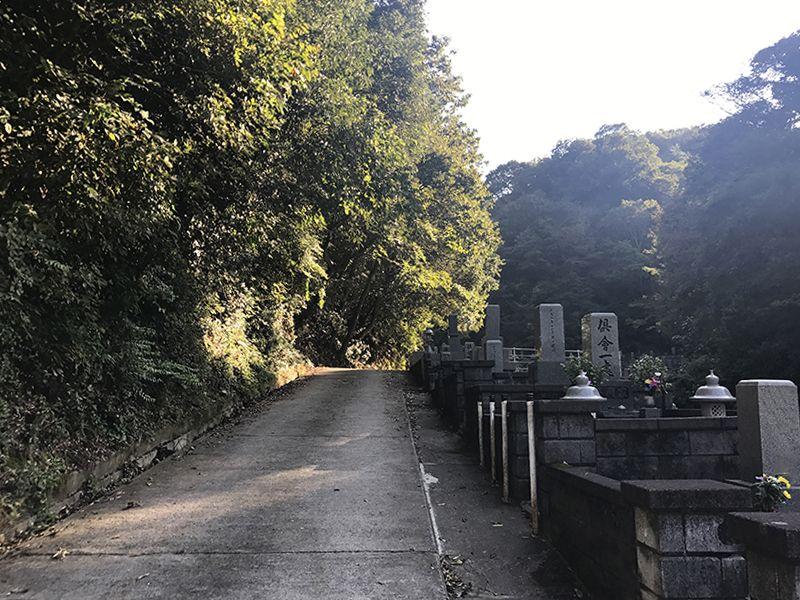 呉市営 吉浦墓地