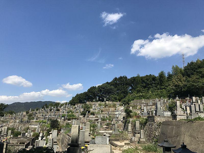 呉市営 古江墓地