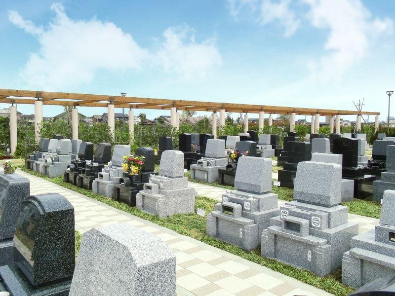 さいたまメモリアルパーク 緑地付ゆとり墓所