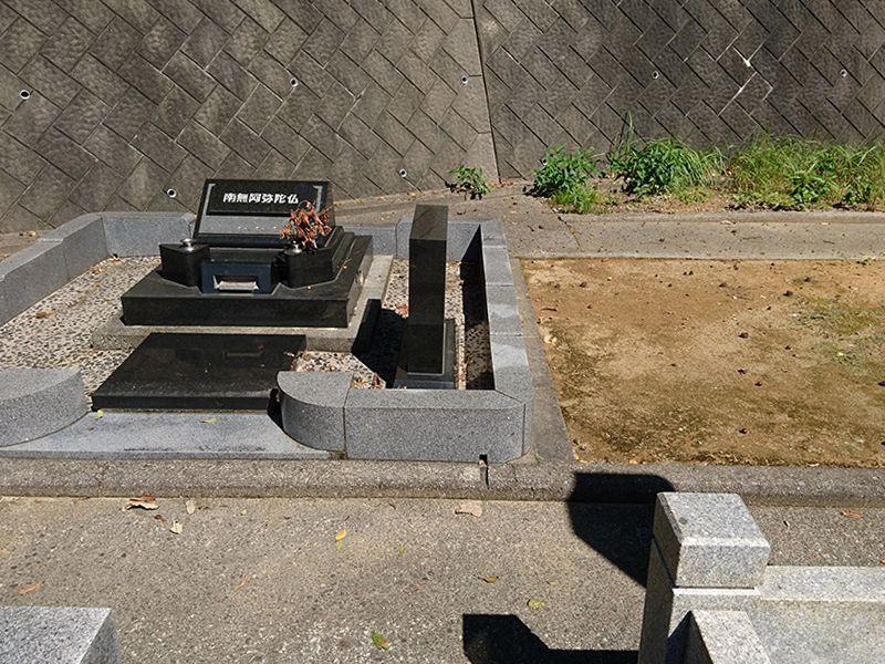 江津市営 小迫谷墓地公園