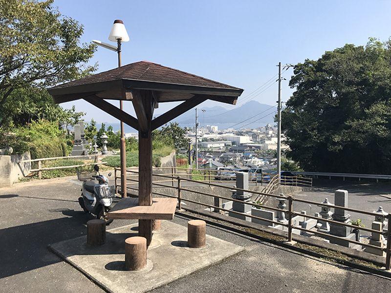 大竹市営 立戸墓苑