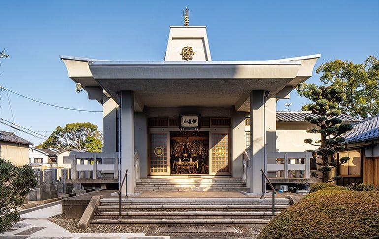 大應寺の本堂