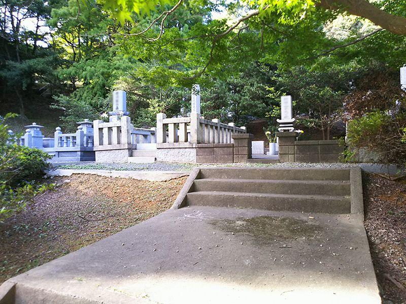 菊川市営 城山霊園