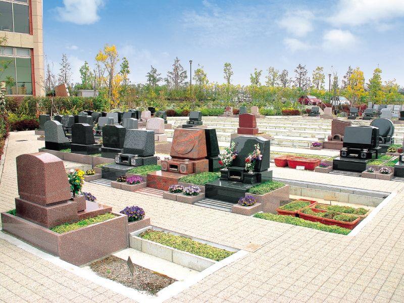 富士見メモリアルガーデンのガーデニング墓地