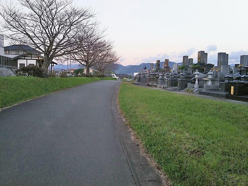 山鹿市営墓地公園