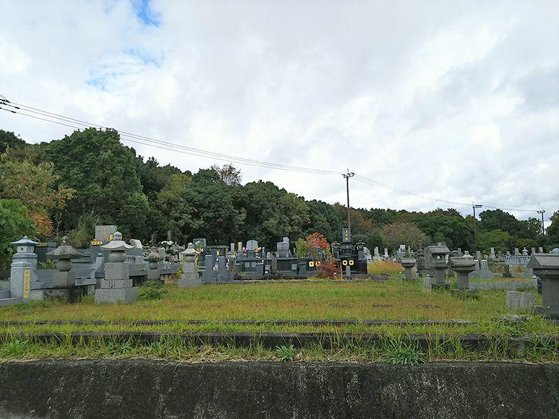 熊本市営 浦山墓園