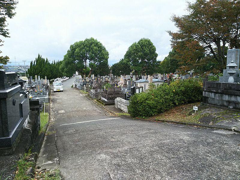 熊本市営 清水墓園