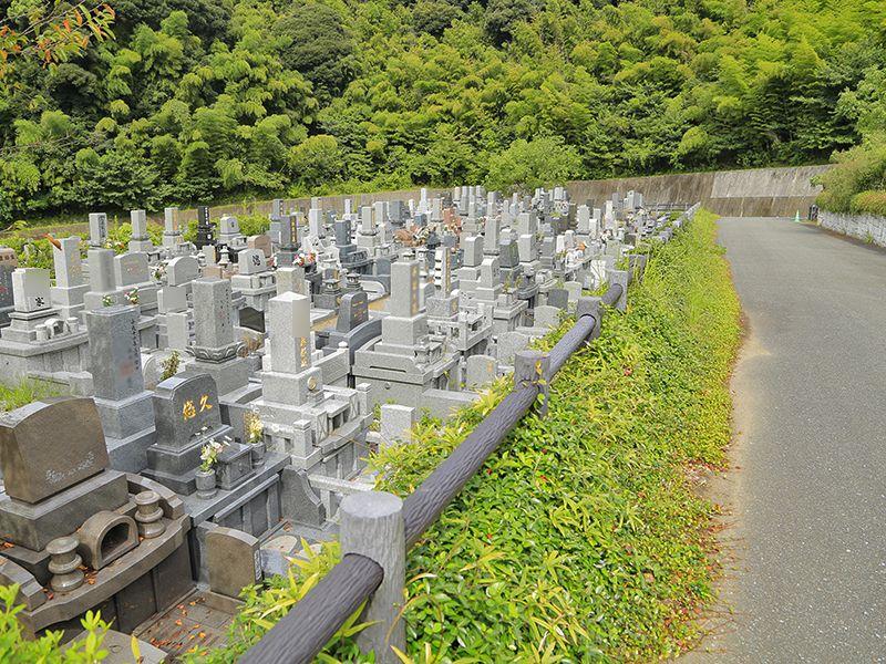 福岡市立 三日月山霊園