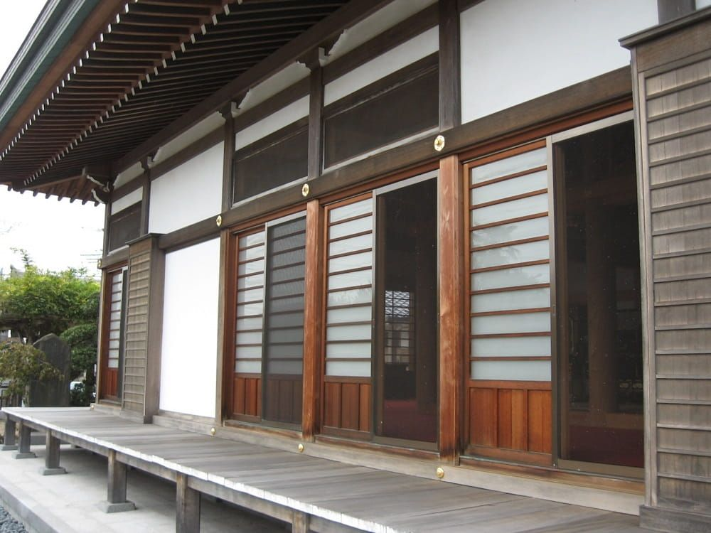 妙長寺 本堂