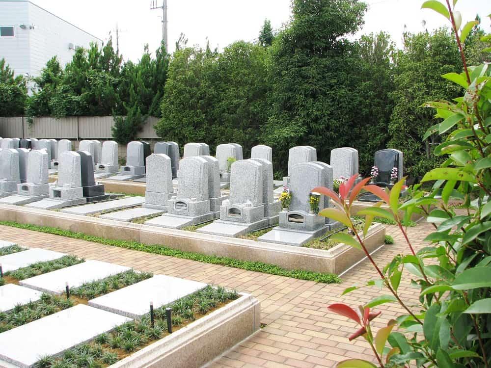 公園墓地 彩の恵 洋風墓所