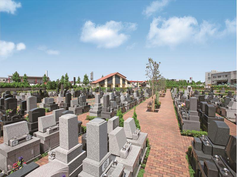 公園墓地 彩の恵 墓地区画