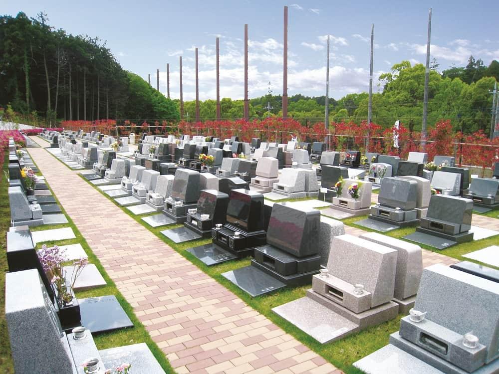 横浜メモリアル 緑豊かで閑静な墓域