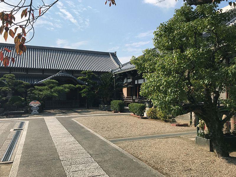 和歌山市城下町「寿光苑」