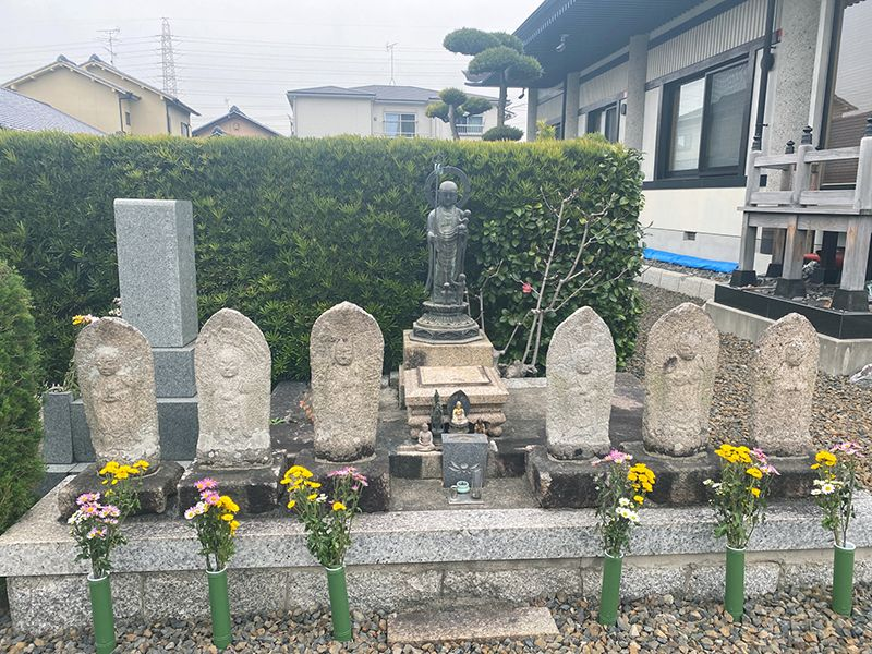 中村西墓苑