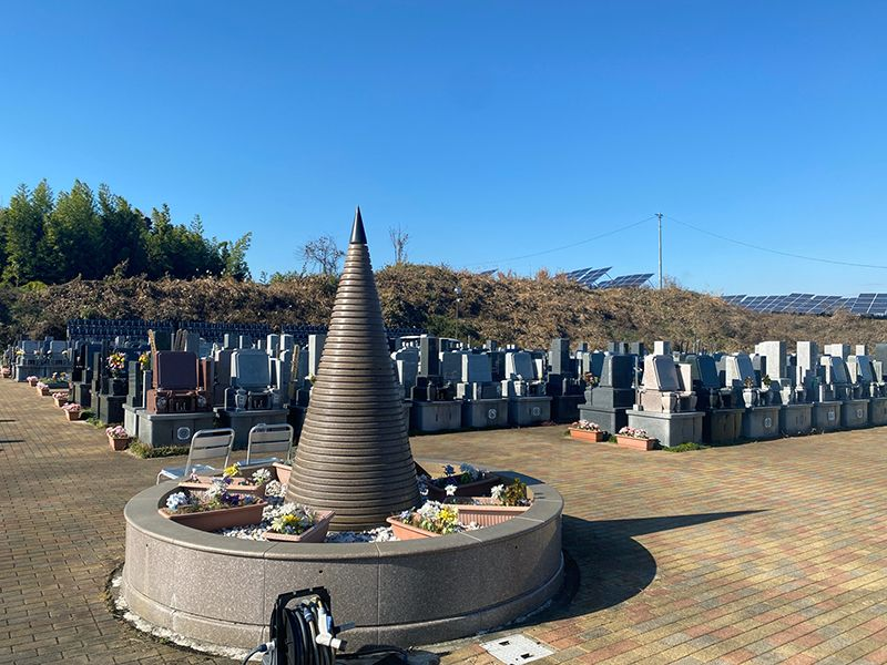 小牧メモリアルパーク 永代供養墓