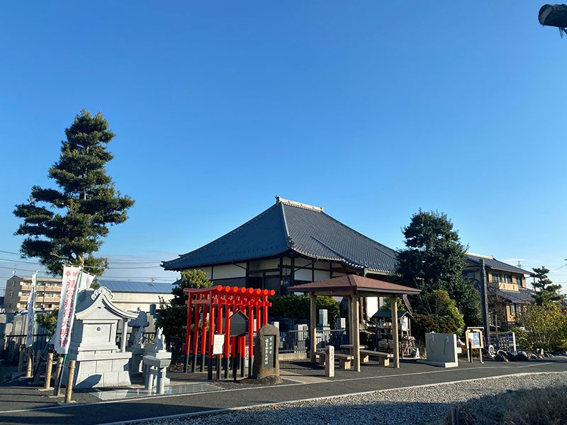 千松寺霊園