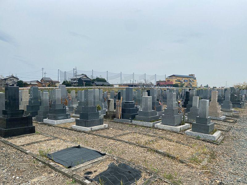 清須市営 新川墓地