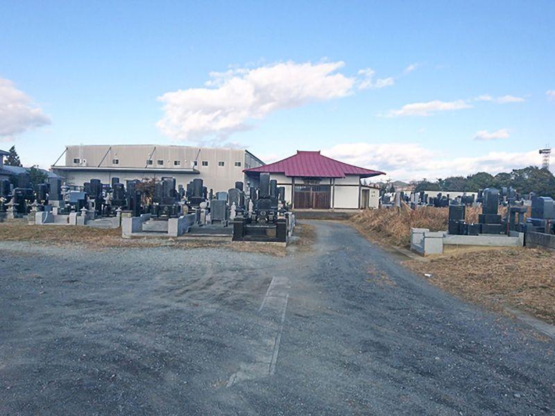角田市営 梶賀墓地