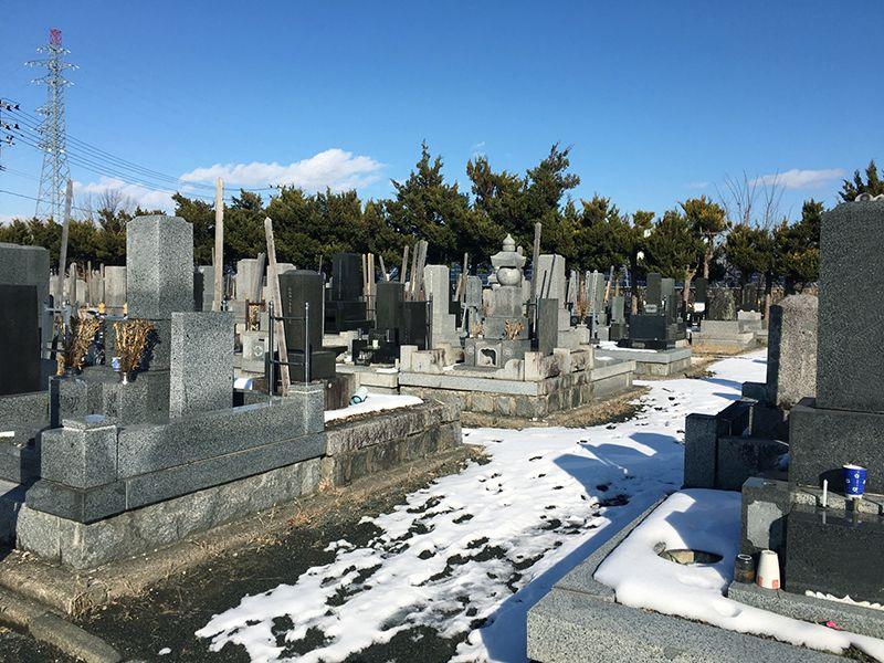 盛岡市営 青山墓園