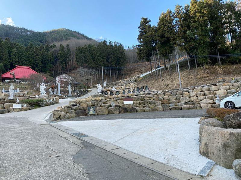 石尊山 観音寺