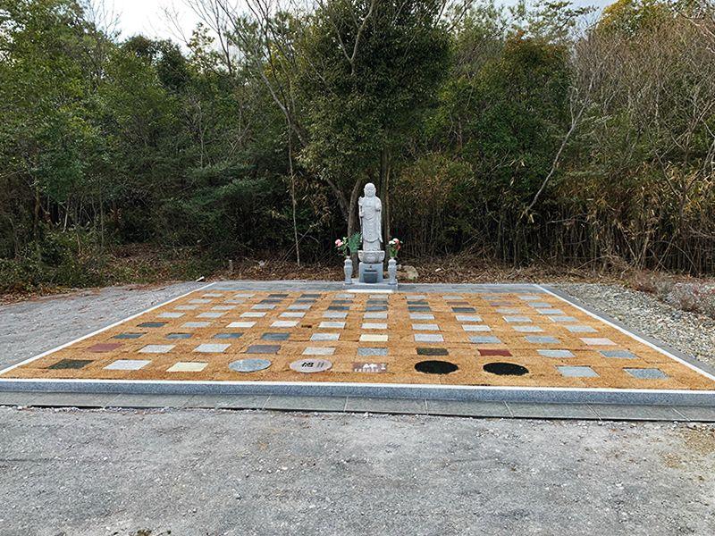 妙見寺墓地