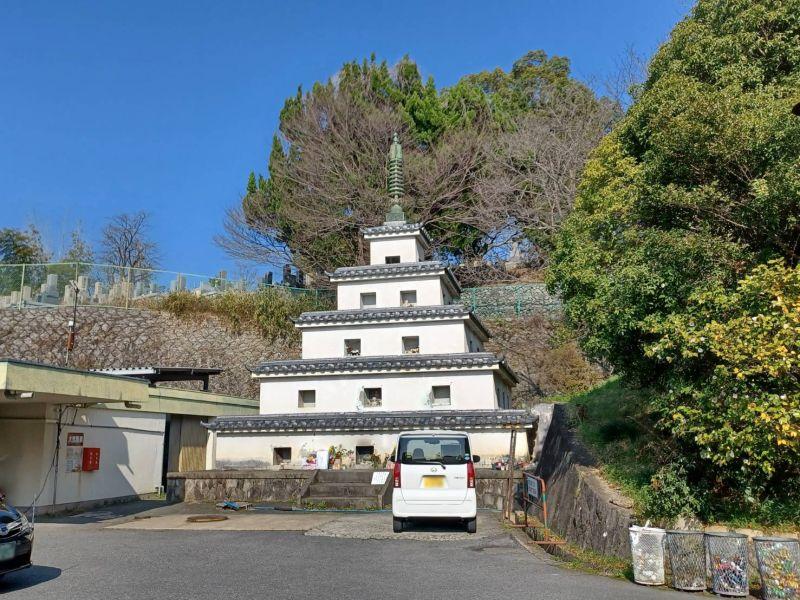 奈良市営 東山霊苑
