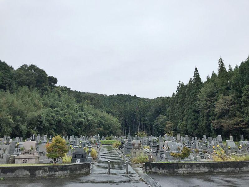 下松市営 切山墓苑