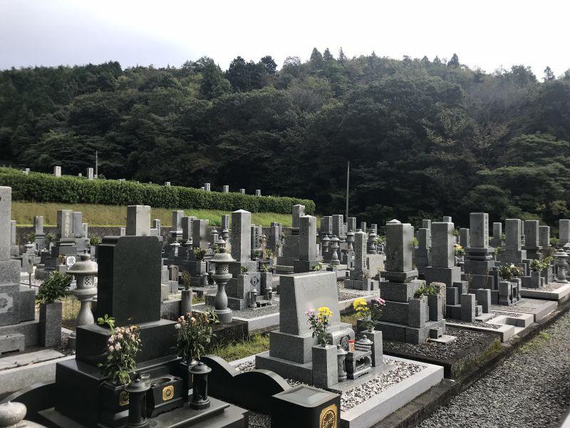 岩国市営 玖珂平原墓地