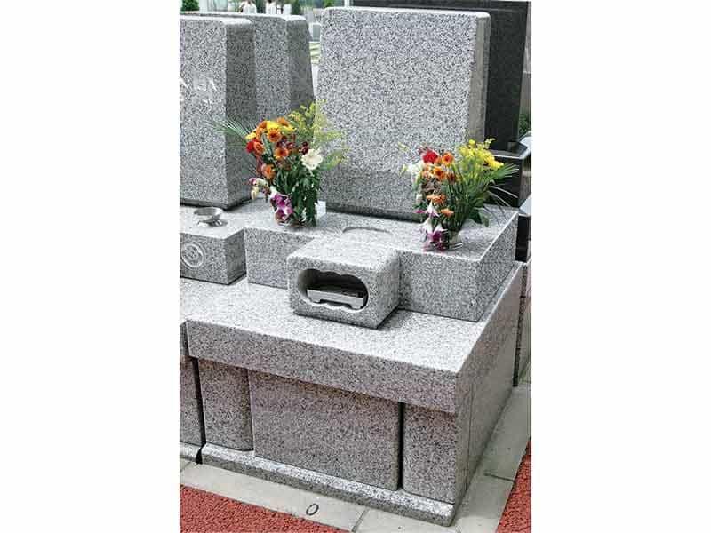 ヒルズ川崎聖地 洋型見本墓石